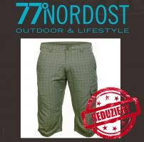 Bergans UTNE PIRATE PANT Men pale olive-dark royal blue checked * reduziert * UVP 79,90€