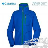 Columbia FAST TREK Full Zip super blue