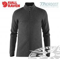 FJÄLLRÄVEN High Coast Wool Jacket dark grey