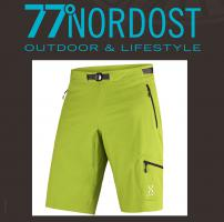 Haglöfs LIZARD II SHORTS MEN lime green