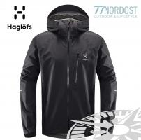 HAGLÖFS L.I.M Jacket Men GORE-TEX® - true black