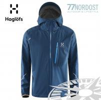 HAGLÖFS L.I.M Jacket Men GORE-TEX® - blue ink