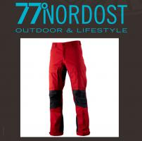 Lundhags AUTHENTIC PANT MEN red