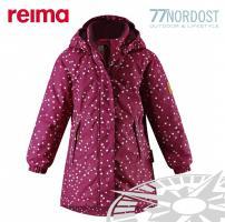 REIMA Femund *reduziert * Winterjacke für Mädchen berry dots