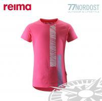 REIMA T-Shirt Sejlads candy pink