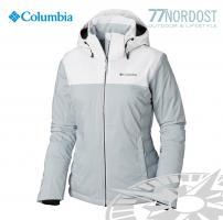 COLUMBIA Snow Dream Skijacke grey white