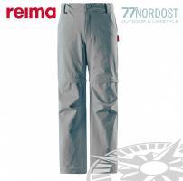 REIMA Trekkinghose VIRTAUS soft grey