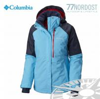 COLUMBIA Wildside Jacket Women atoll nocturnal