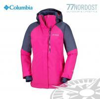 COLUMBIA Wildside Jacket Women cactus pink nocturnal